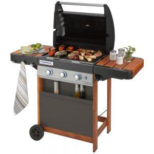 Êtes-vous satisfait de votre barbecue à gaz?