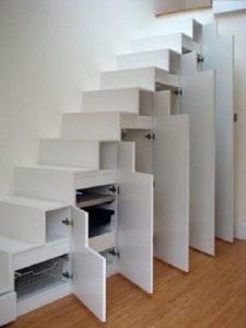Placard sous escalier : une bonne idée de rangement